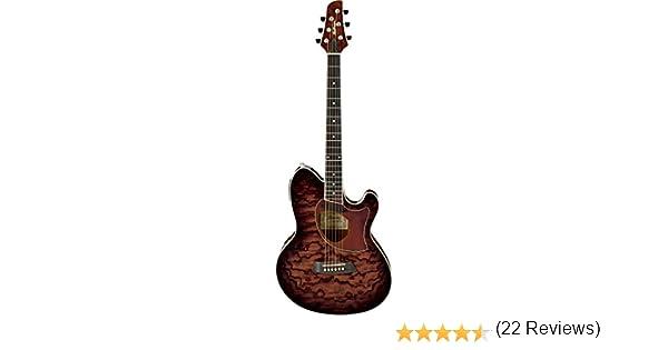 Ibanez TCM50 - Vbs guitarra acústica electrificada: Amazon.es ...