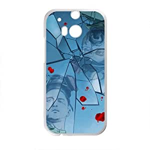 Warm-Dog Breaking Bad Brand New And Custom Hard Case Cover Protector For HTC One M8