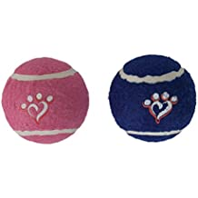 MuttNation Fueled by Miranda Lambert 2-pack Tennis Balls Dog Toy