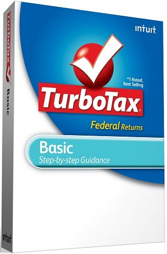 Turbotax Basic Federal   E File 2011  Old Version