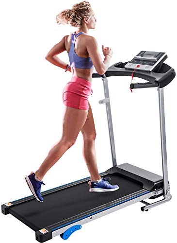 Merax Heavy Duty Treadmill Running Treadmill,Electric Motorized Running Machine