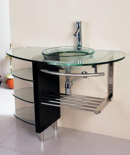 Contemporary Bathroom Vanity Sets - 5