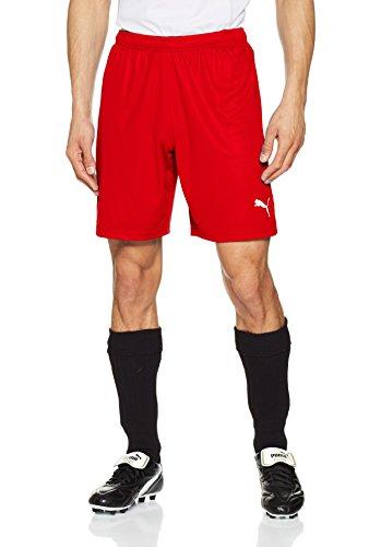 Puma Short Homme puma Rosso Liga Bianco xRTqO
