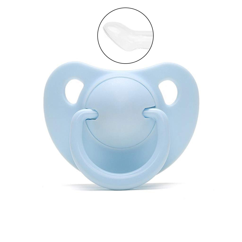 Newborn Kids Baby Orthodontic Dummy Pacifier Silicone Teat Nipple Soothers jw