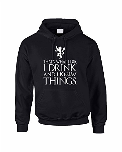 Allntrends Adult Hoodie Drink Things product image