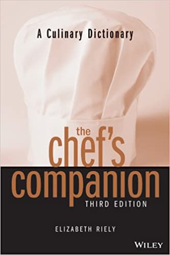 The Chef's Companion, Third Edition
