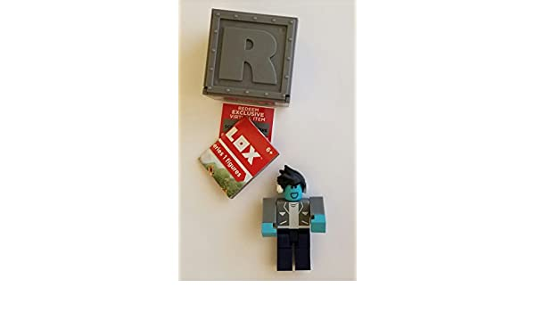 Dued1 Roblox Code Amazon Com Roblox Series 1 Dued1 Action Figure Mystery Box
