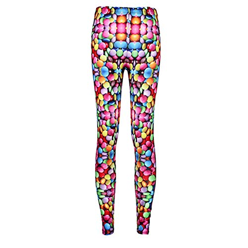 Mujer Multicolores Para Abchic 38 Leggings qH1gfw