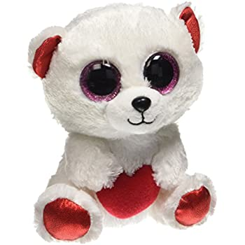 Amazon.com  Ty Beanie Babies Arctic - Polar Bear  Toys   Games 4f68b7b7ac69