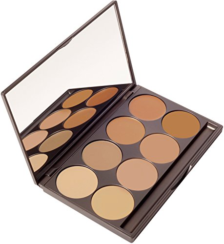 MUD Pro Foundation Palette #1 28g by MUD - Makeup Designory