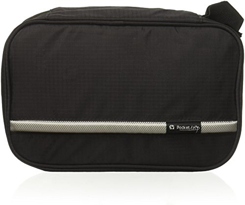 d4539bc8162d Pockettrip Hanging Toiletry Kit Clear Travel BAG Cosmetic - Import It All