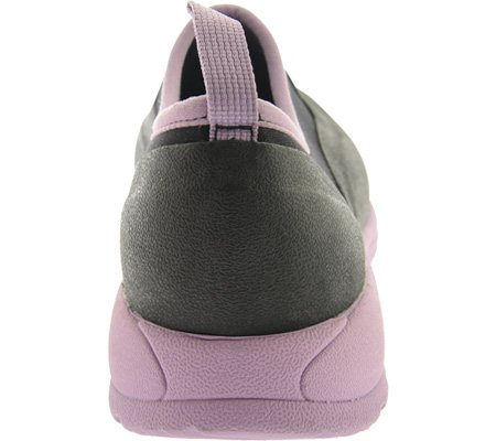 Women's Low 6 Womens Lilac Lilac Breezy Boots Muck Black Shoe Black 5p0qwtZx8