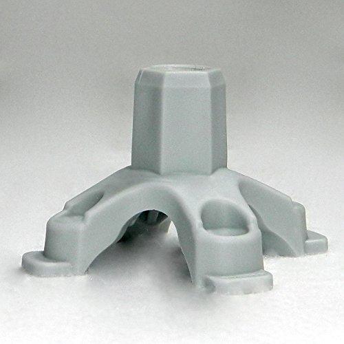 Hercules Control Surfaces (MAKO FinStand Concrete Support - Best Concrete Form for Elevated Decks)