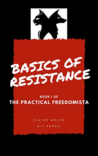 Basics of Resistance: The Practical Freedomista, Book I cover