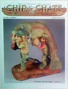 Chip Chats Wood Carving May-June 2003 Vol 50 No 3 Copyrightng Fritz Koltz Bauer