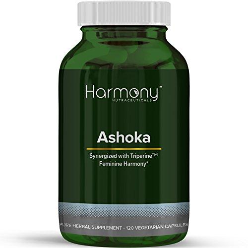 Ashoka Menstrual Feminine Wellness Ayurvedic Herbal Remedy 120 Capsules