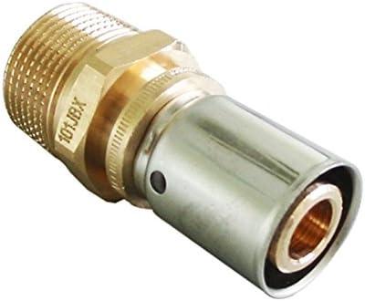 oventrop 1512046 20 x 27-20 mm filetage male raccord /à sertir tube multicouche
