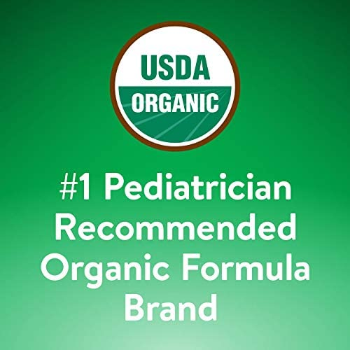41rbIE2ItAL. AC - Similac Organic Infant Formula With Iron, Powder, 1.45 Lb (Pack Of 6)