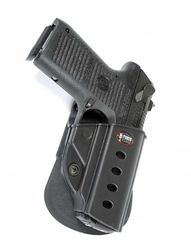 Fobus Roto Evolution Series RH Paddle HPPRP Ruger P94 ,95,97 with or without rails / Hi Point .45