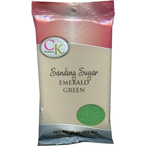 CK Products No.1 Sanding Sugar, Emerald