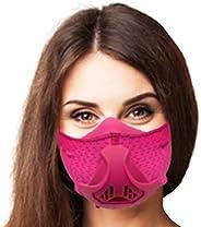Nutrition Outlet High Altitude Training Mask - Adjustable Resistance High Altitude Simulation for Workout, Car