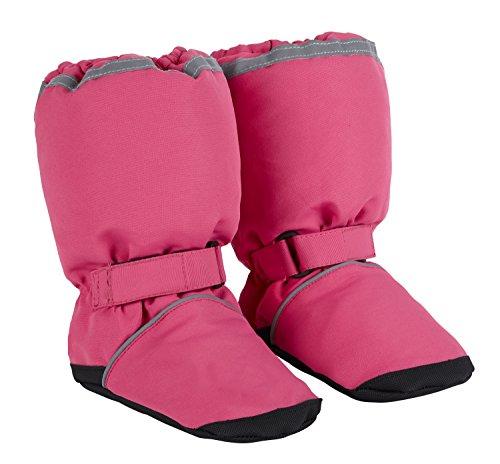 Lolly and Bug - Patucos para niña rosado 12 Months