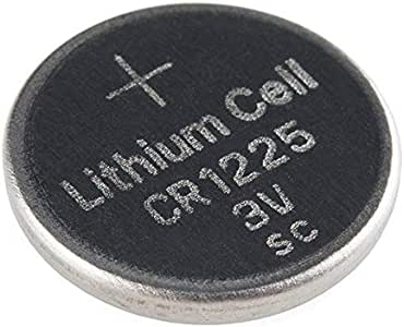 CR1225 LM1225 BR1225 KCR1225 ECR1225 Cell Button Coin 3V Battery