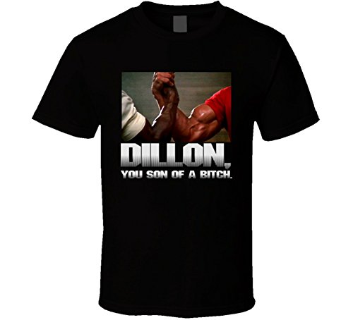 Dillon You Son Of A Bitch Predator T-shirt, Adults