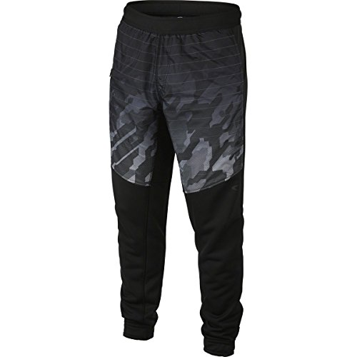 Oakley Mens Unconventional Training Pants Large Jet - Watchs Oakley