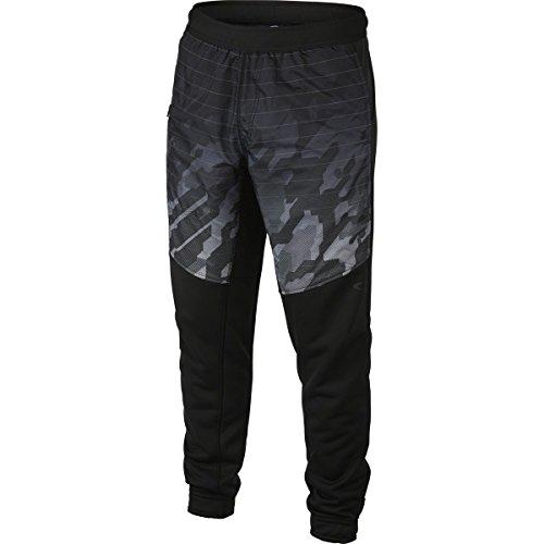 Oakley Men's Unconventional Training Pants,X-Large,Jet Black