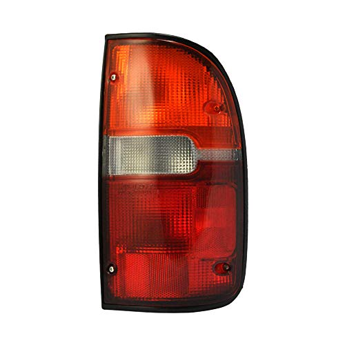 Driver Side Taillight Tail Light Lamp for 1995-2000 Toyota Tacoma TO2800116 8156004030 - INCLUDES -