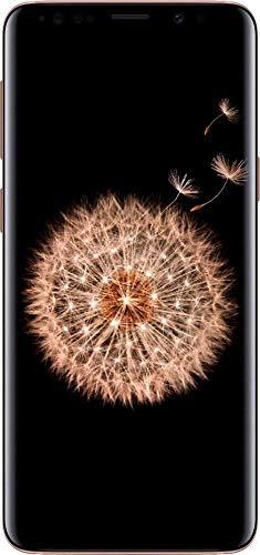 Samsung Galaxy S9, 64GB, Sunrise Gold - Fully Unlocked (Renewed)