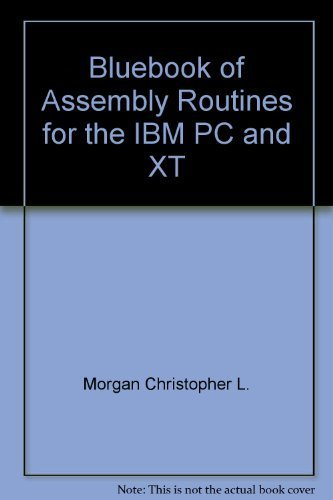 Assembly Language Primer for the IBM PC & XT (1984-05-29) for sale  Delivered anywhere in Canada