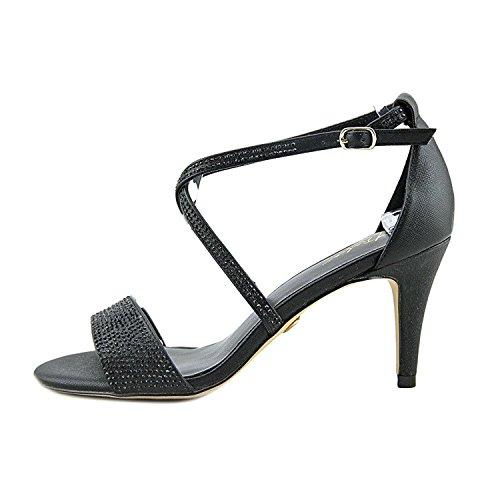Strap Open Thalia Womens Occasion Ankle Toe Black Sandals Sodi Special Dulce ttRaxw8qO