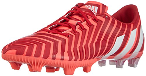 adidas Predator Instinct Damen Fußballschuhe Rot (Bold Red/Ftwr White/Flash Red S15)