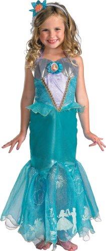 [ARIEL PRESTIGE CHILD 4-6] (Storybook Ariel Prestige Kids' Costumes)