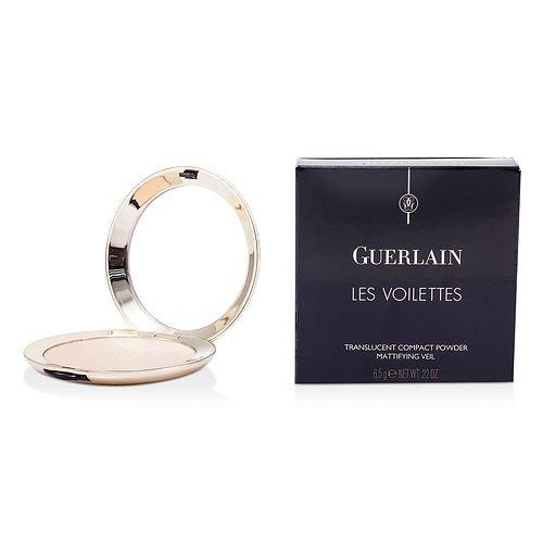 GUERLAIN by Guerlain Les Voilettes Translucent Compact Powder - # 3 Medium --6.5g/0.22oz for WOMEN ---(Package Of 6)