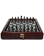 Metal Chess For Unisex-Adult