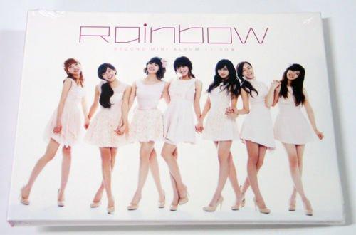 RAINBOW - To Me SO女 (2nd Mini Album) CD + Photo Booklet