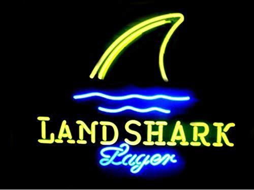Land Shark Neon Sign 24