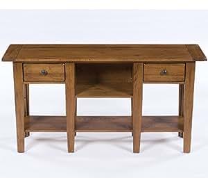 Amazon Com Broyhill Attic Heirlooms Sofa Table Kitchen