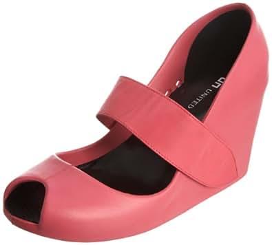 United Nude - Zapatos para mujer, Rosa (Pink (Pfirsich)), 42