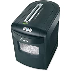 Swingline 1757395A EM07-06 MICRO CUT JAM FREE SHREDDER