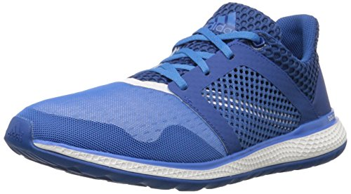 Adidas Prestaties Heren Energie Bounce 2,0 Loopschoen Apparatuur Blauw / Wit / Super Blue