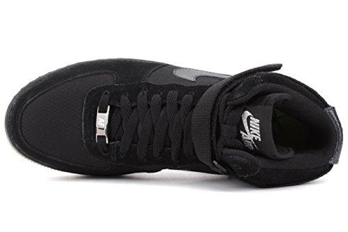 Nike AF1 para mujer de mediana Fuerza Ultra High Top 654 capacitadores 51 zapatillas de deporte Negro