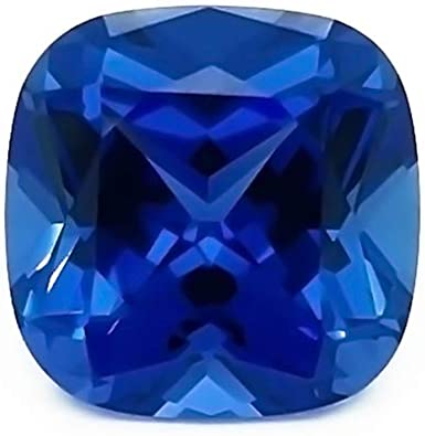 Details about  /Lab-Created Loose Gemstone 69.75 Ct Certified Square Cushion Cut Mystic Topaz
