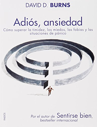 Adios ansiedad (Spanish Edition)