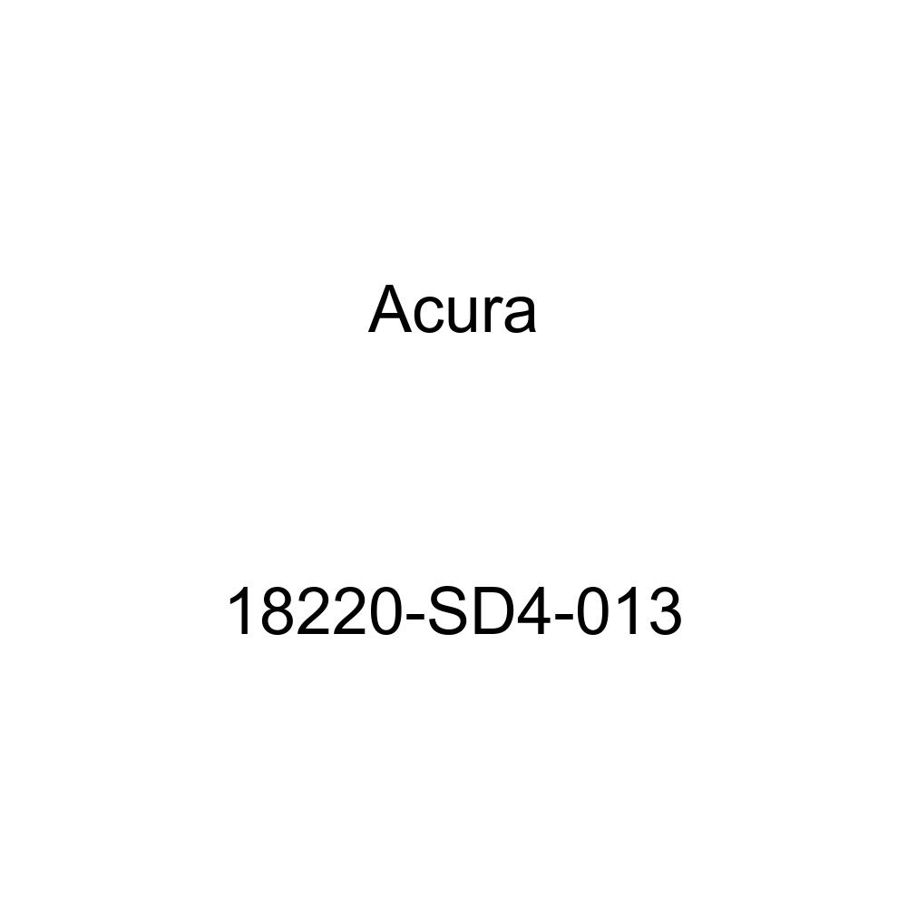 Genuine Acura 18220-SD4-013 Exhaust Pipe