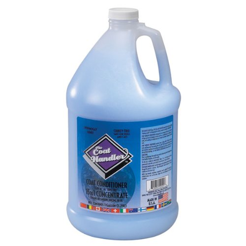 Coat Handler Leave-in Small Pet Conditioner, 1-Gallon, My Pet Supplies