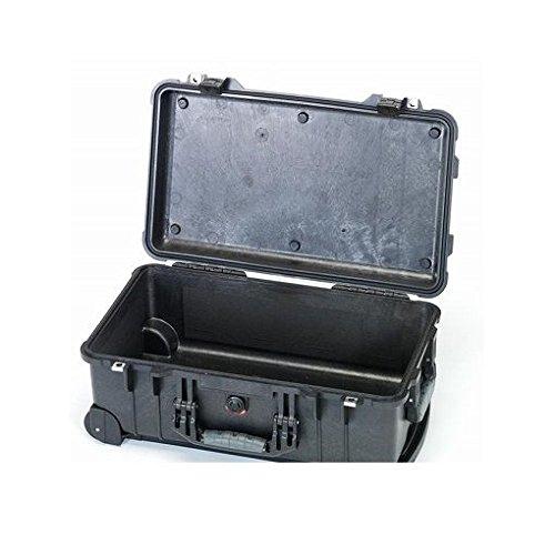 【キャンセル不可】FW22970 517x392x229mm /内寸防水ケース (ウレタン無) 黒 B019M9TCYE